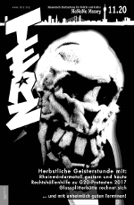 Aktuelles Cover der TERZ