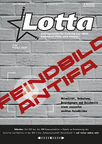Aktuelles Cover der LOTTA